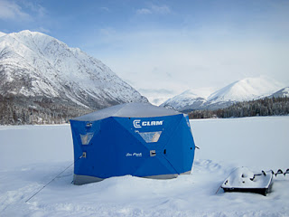 Ice Shelter for Ice Fishing