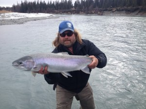 Jason Lesmeister Kenai River Guide