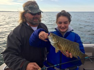 smallmouth bass fishing